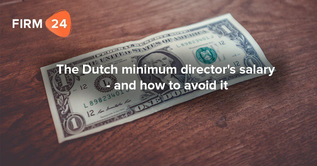 dutch minimum salary director