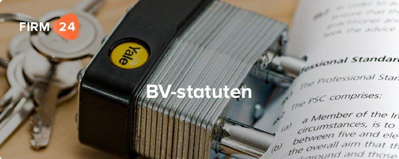 De vijf belangrijkste zaken uit je BV-statuten