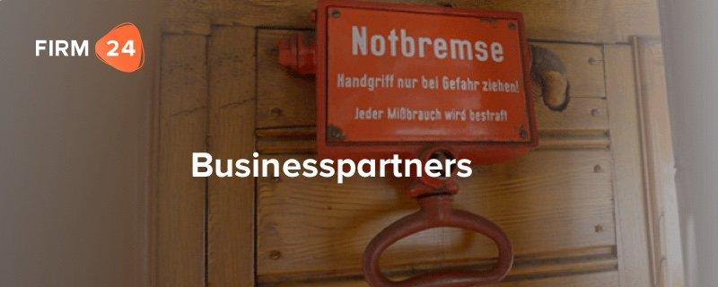 Businesspartner weg of nieuwe erbij? Voorkom deze 3 beginnersfouten