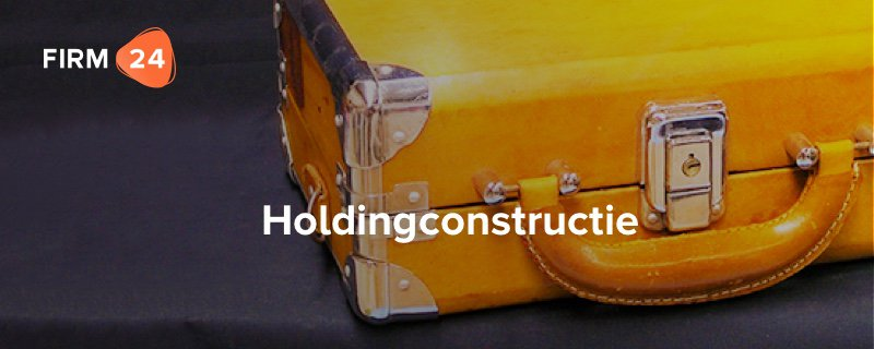 Holdingconstructie voor software developers