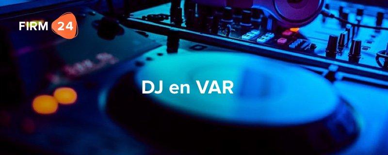 DJ of Artiest? Let op per 1 mei geldt je VAR niet meer