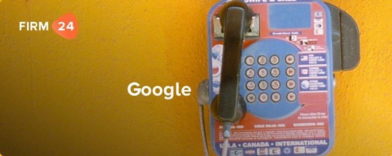 Help! Google staat op m'n voicemail…